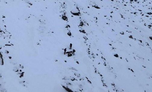 Un montañista de Yecla fallece en un accidente en Granada