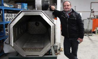 Los bombones de Ferrero Rocher se elaborarán con calderas de biomasa de Yecla