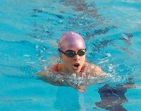 Buen papel de los jóvenes nadadores en Pilar de la Horadada