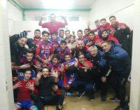 El filial del Yeclano encadena ocho victorias consecutivas