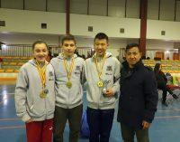 El taekwondo se trae un pleno en el regional Castilla la Mancha